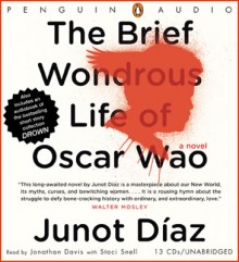 The-Brief-Wondrous-Life-of-Oscar-Wao-Junot-Diaz-unabridged-compact-discs-Penguin-Audio